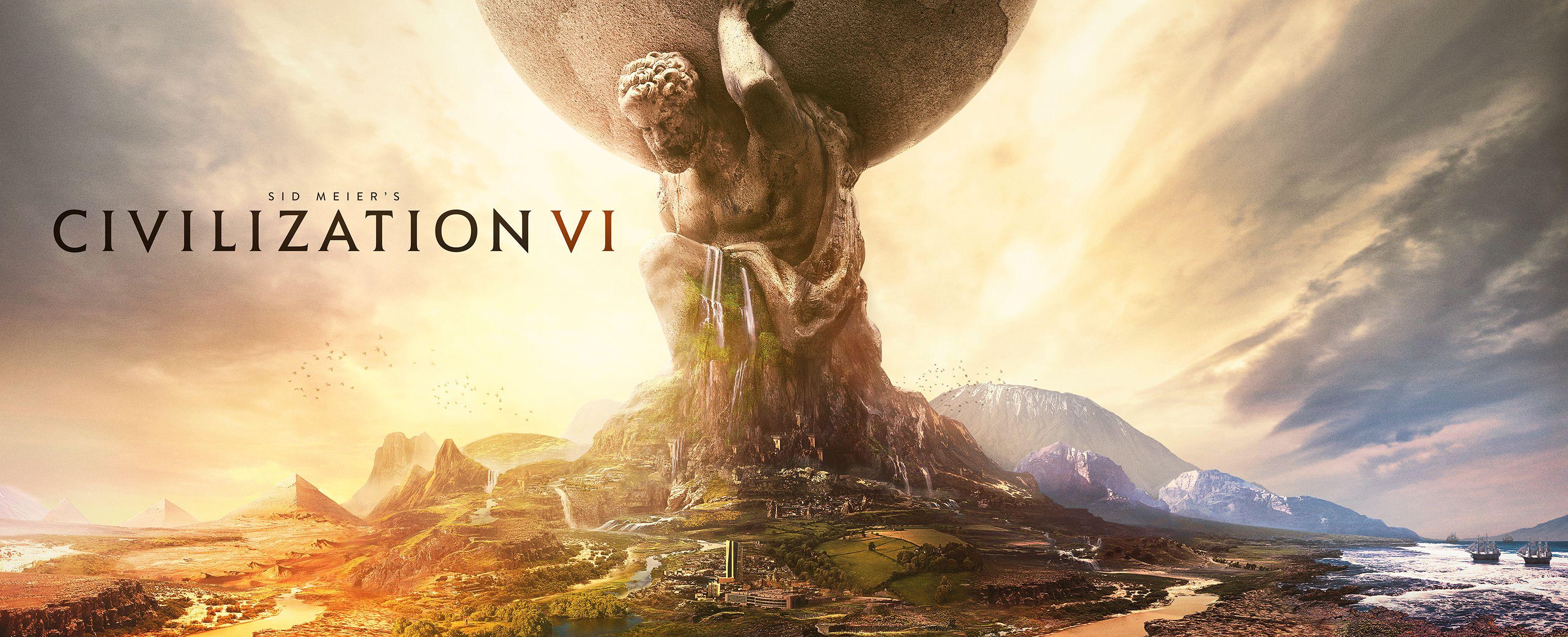 Những thông tin mới nhất về siêu phẩm Civilization VI đã được công bố