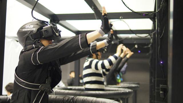 Công nghệ siêu thực tế ảo biến giấc mơ Sword Art Online thành hiện thực