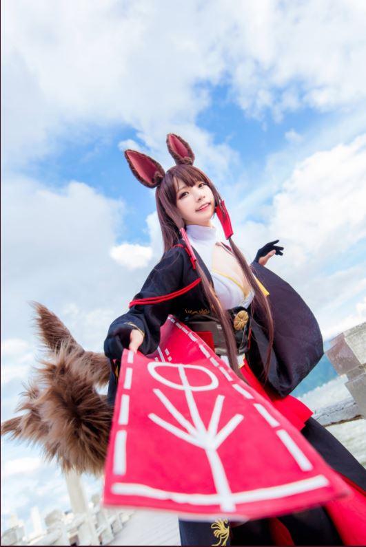 Giaỉ trí đầu tuần với bộ ảnh cosplay Kaga và Akagi cực chất lượng trong Azur Lane