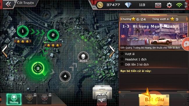 Soi nhanh Crossfire Legends ngày đầu ra mắt – Vô cùng mượt mà