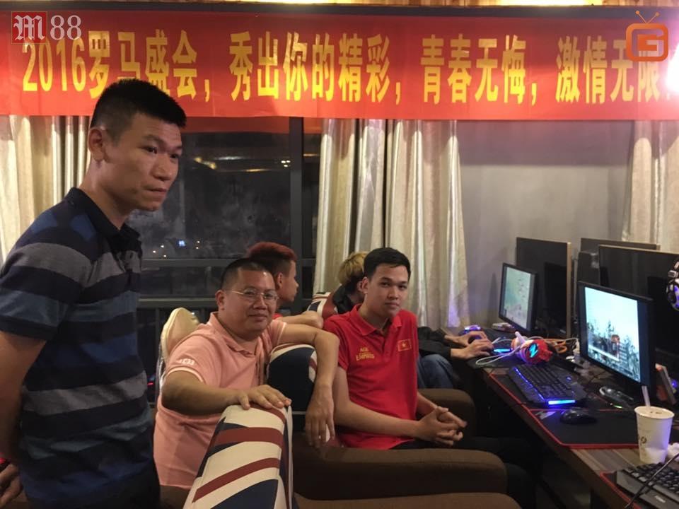 Giải đấu AOE Trung Việt 2016 khép lại với niềm tự hào cho game thủ Việt
