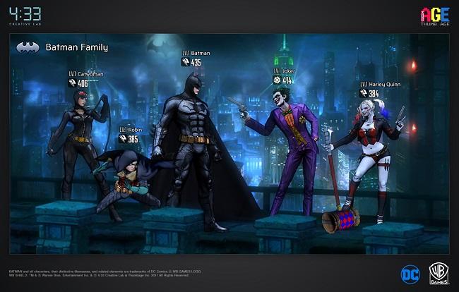 Siêu phẩm mobile DC Unchained sẽ closed beta tại châu Á vào tháng sau