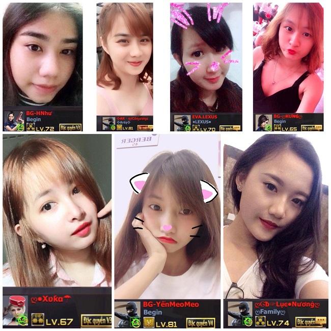Lộ diện 8 team nữ xinh đẹp tham dự Crossfie Legends Lady Invitational