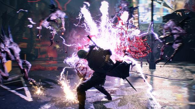 Bom tấn Devil May Cry 5 bất ngờ tung trailer hé lộ thời gian ra mắt