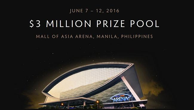 Bất ngờ với danh sách khách mời DOTA 2 The Manila Major