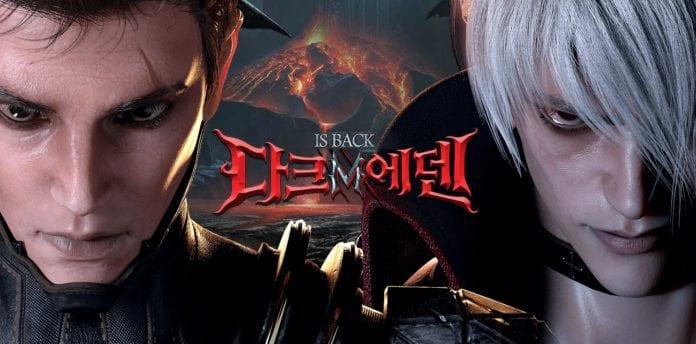 Bom tấn Dark Eden M tung trailer mới hấp dẫn giới thiệu class nhân vật