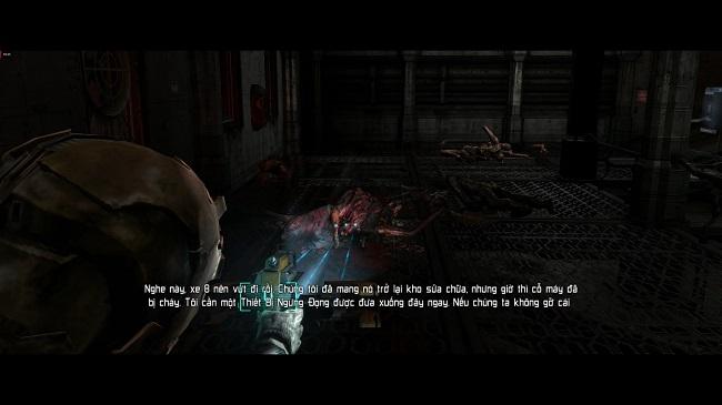 Tựa game bắn súng kinh dị một thời - Dead Space chính thức có phiên bản Việt Hóa - ảnh 2