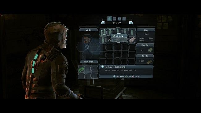Tựa game bắn súng kinh dị một thời - Dead Space chính thức có phiên bản Việt Hóa - ảnh 3