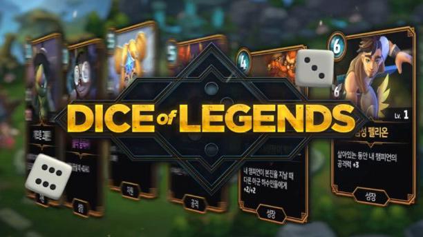 Dice of Legends: tân binh thẻ bài đối kháng ấn tượng từ cha đẻ Kritika