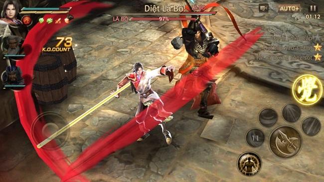 Dynasty Warriors: Unleashed – Tinh thần đoàn kết được tôn vinh trong Phó Bản Quân Đoàn