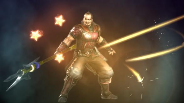 Dynasty Warriors: Unleashed phiên bản mới - Tung hoành ngang dọc giữa chiến trường Xích Bích