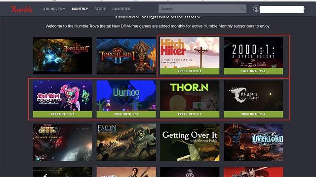 Nhanh tay tải miễn phí 6 tựa game thú vị đang miễn phí thời gian ngắn
