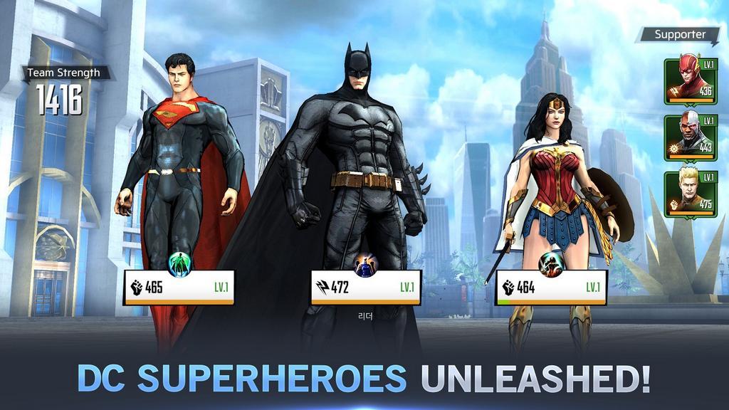 DC Unchained: tựa ARPG đề tài siêu anh hùng đã mở cửa Closed Beta