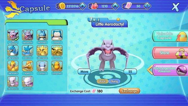 Trải nghiệm Pokemon Sun & Moon trên Mobile với Epicmon