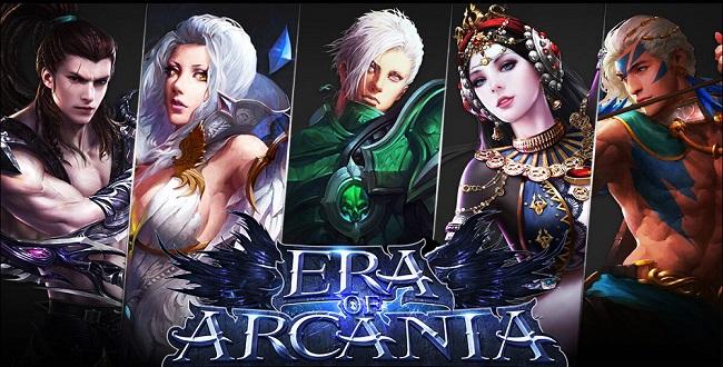 Siêu phẩm di động Era of Arcania đã bắt đầu closed beta