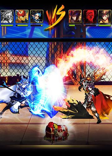 Fantasy Squad - GMO RPG chiến thuật xứ Hàn ra mắt bản quốc tế