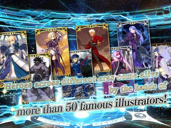 Fate RPG – Trận chiến thẻ tướng với cốt truyện vô cùng ấn tượng