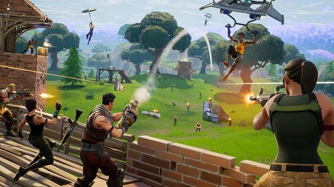Fortnite: Battle Royale ra mắt chế độ chơi siêu chất 50 vs 50