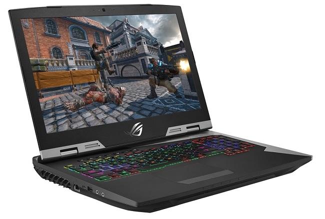 ASUS ROG G703 – Gaming laptop trang bị màn hình 144Hz đầu tiên trên thế giới