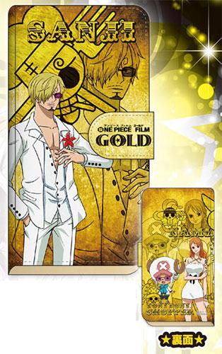 """Bộ sản phẩm lưu niệm One Piece Gold có cả """"ngực"""" Nami và Robin"""