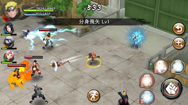 Siêu phẩm JRPG Naruto x Boruto: Ninja Voltage chính thức đổ bộ di động