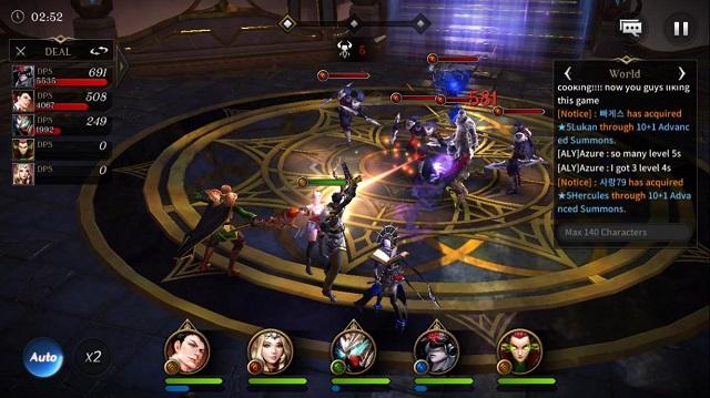 Gardius Empire: tựa game RPG chiến thuật cực ấn tượng vừa đổ bộ mobile