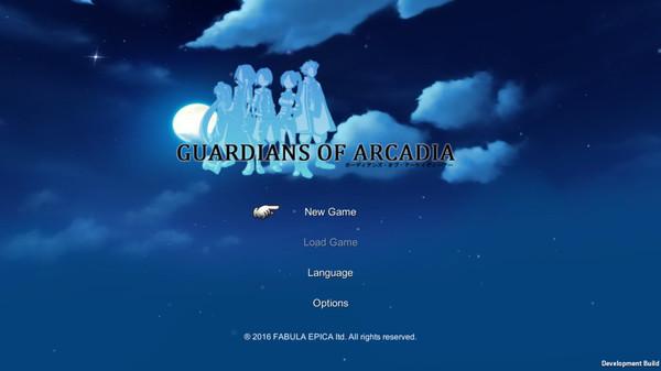 Guardians Of Arcadia - game JRPG turn-base cổ điển với đồ họa chibi dễ thương