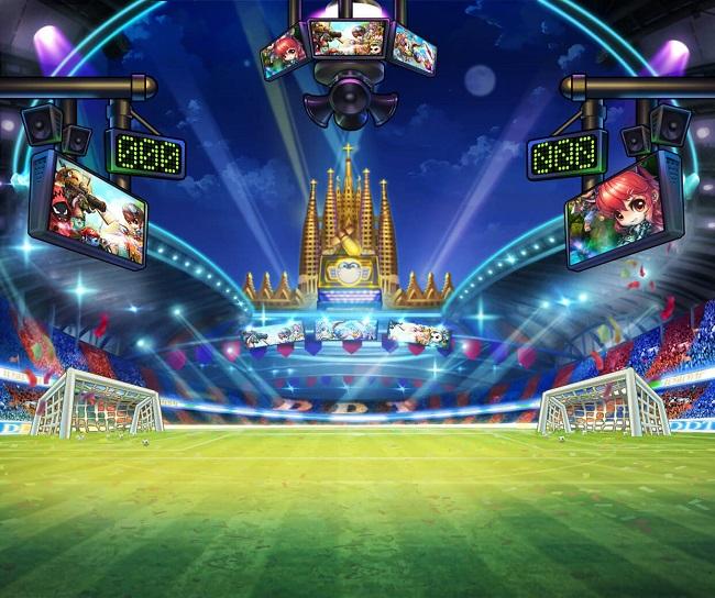 Sau một đêm game thủ Gunny Mobi đồng loạt trở thành những tượng đài làng bóng đá