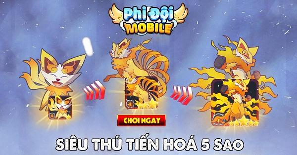 Top 5 tính năng khiến game thủ chân chính không thể bỏ qua tựa game Việt Phi Đội Mobile