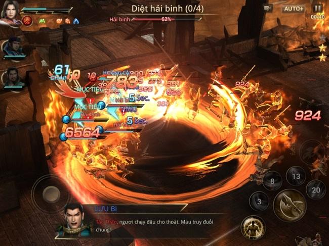 Bí mật về 3 đội hình khủng nhất trong hệ thống Karma của Dynasty Warrior: Unleashed