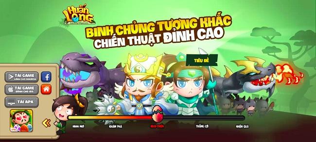 """VNG """"ủ mưu"""" thống trị phân khúc game đấu tướng chiến thuật trên mobile"""
