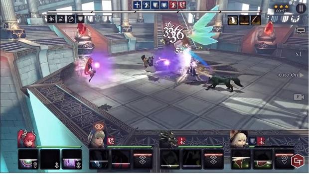 Heir of Light - tân binh RPG mobile từ Hàn Quốc với lối chơi chiến thuật độc đáo