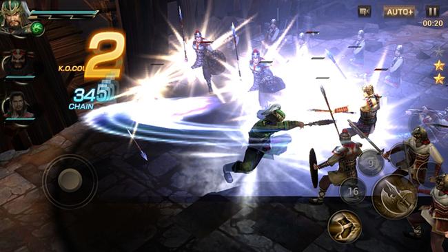 4 lý do để bạn không thể bỏ qua Dynasty Warriors: Unleashed