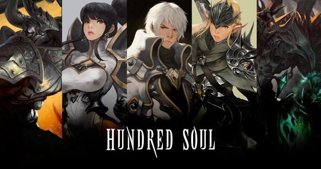 Hundred Soul - ARPG đỉnh xứ Hàn tung trailer ấn định ngày ra mắt