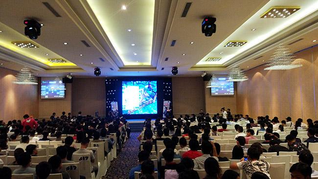 Big Offline Huyết Chiến Vương Giả hoành tráng của Tru Tiên 3D tại TP Hồ Chí Minh