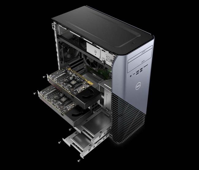 Dell ra mắt Inspiron Gaming Desktop: máy bàn chơi game giá bình dân