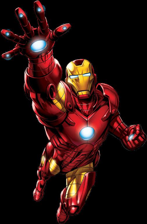 Những siêu anh hùng thông minh nhất của Marvel