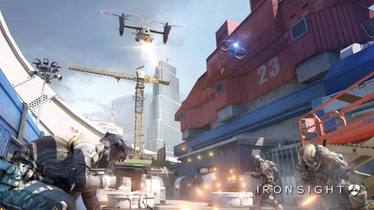 Ironsight – tựa game FPS xứ Hàn ấn tượng rục rịch ra mắt bản Tiếng Anh