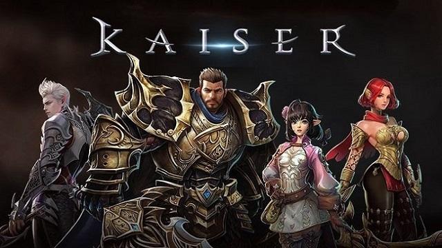 Bom tấn MMORPG Kaiser từ đại gia Nexon vừa chính thức mở Closed Beta