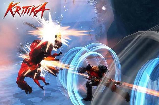 Kritika Online bất ngờ công bố mở cửa tại Việt Nam
