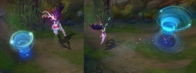 Điểm tin PBE: Ra mắt trang phục kiếm hiệp tuyệt đẹp cho Master Yi, Fiora và Janna
