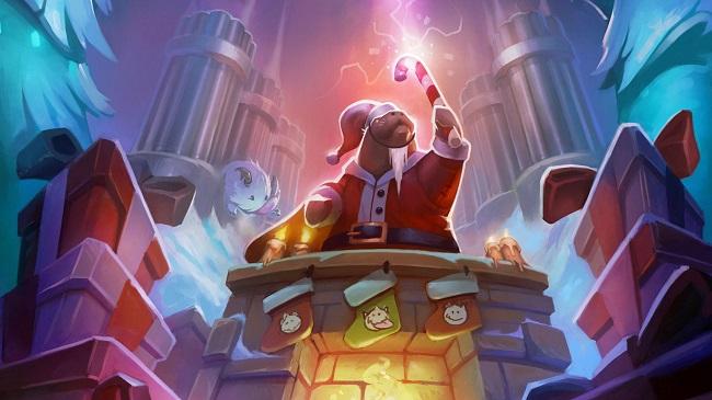 LMHT: Game thủ sắp lại được chơi U.R.F đầy hấp dẫn nhân dịp giáng sinh