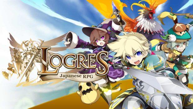 Logres: Japanese RPG - Game mobile phong cách anime độc đáo từ Nhật Bản
