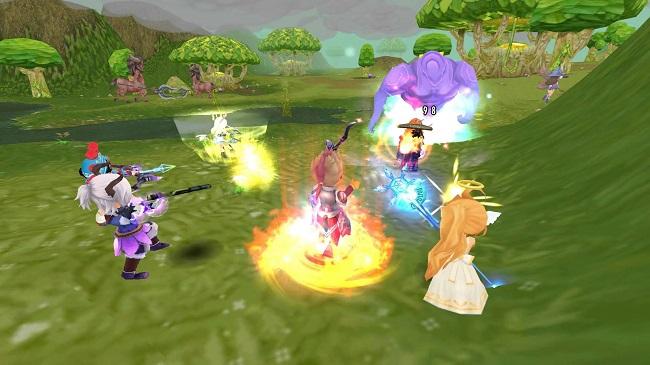 Luna Online: Reborn - RPG phong cách anime vừa được hồi sinh trên Steam
