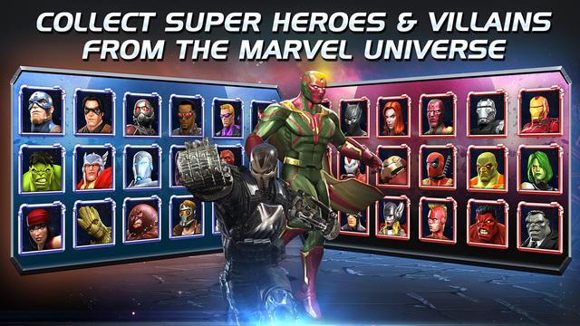 5 game mobile lấy cảm hứng từ Captain America – Civil War đáng chơi