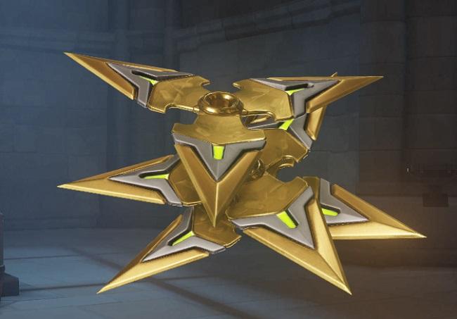 Cùng xem quá trình chế tạo ra thanh kiếm Katana cùng ám khí ninja Shuriken  mà Genji sử dụng trong Overwatch.