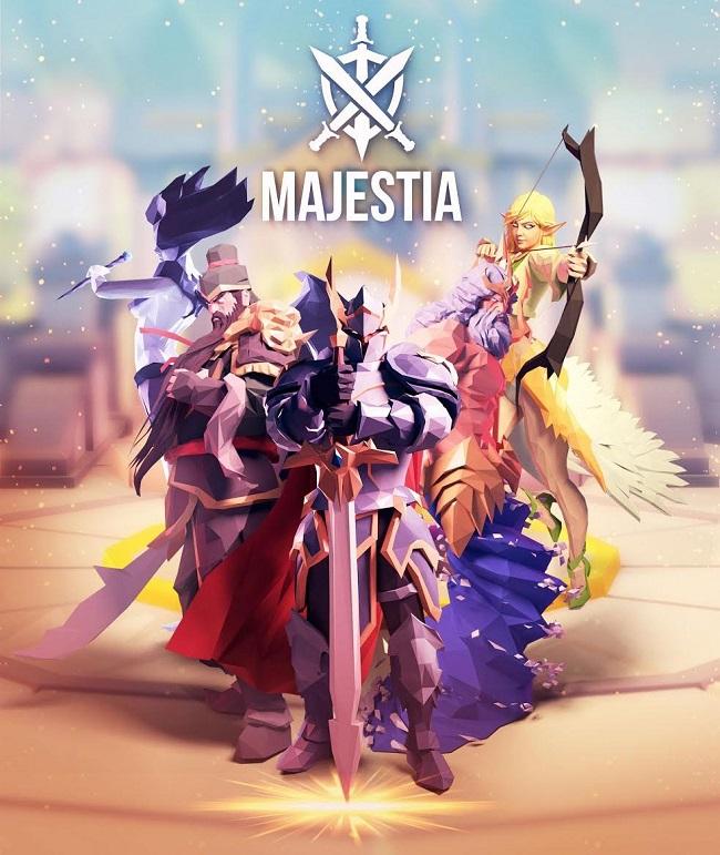 Siêu phẩm chiến thuật Majestia chuẩn bị ra mắt