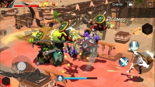 Maze: Shadow of Light vừa chính thức đến tay game thủ toàn cầu