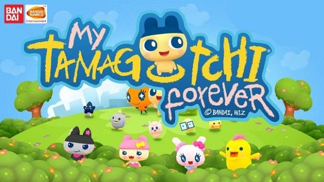 """Huyền thoại nuôi """"gà ảo"""" My Tamagotchi Forever đã chính thức ra mắt trên Mobile"""