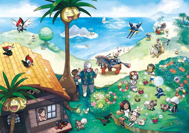 Nintendo trừng trị những người chơi bản lậu của Pokemon Sun/ Moon